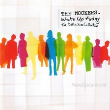 The Mockers Woke Up Today Definitive Collection cd New Zealand 1980s Pop