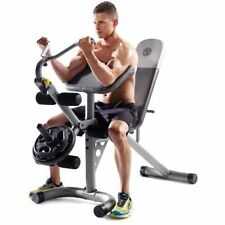 Olympic Workout Bench XRS20 Weight Lifting Exercise Fitness Training Gym Station