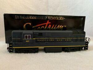 Bachmann Spectrum #81221 HO Scale B & O FM H16-44 Diesel Locomotive #927 DC