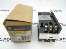 General Electric CR120A02002AA Industrial Relay 115V 60Hz Coil