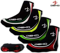 Deko Cycling Overshoes Neoprene Windproof Shoe Cover Waterproof