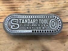 Vintage Drill Bit Index The Standard Tool Co. Machinist, Metalworking