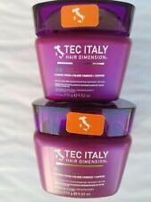 2 New Tec Italy Hair Dimension Lumina Forza Colore Cobrizo Copper 9.52 oz each