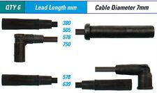 Spark Plug Leads FOR Peugeot 405 15B 15E II 4B
