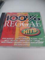 Various Artists - 100% Reggae - Various Artists CD
