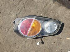 Chevrolet Spark Ls 2010 Plate 2010 Rear Light Passenger Side 95483111