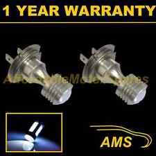 2x H7 BIANCO 4 CREE LED ANTERIORE FARO PROIETTORE LAMPADINE KIT XENON hl503403