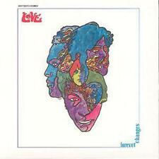 Love Forever Changes CD 18 Track Remastered and Expanded With Outer Info Sticker