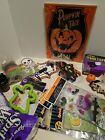 Halloween Variety Gift Box Cookie Cutter Decals Strobe Light More