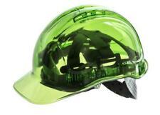Ratchet Clear Industrial Hard Hats & Bump Caps