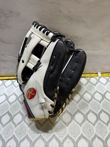 Rawlings Encore Fielding Glove 12.25 inch EC1225-6BW RHT Fast Shipping Read Desc