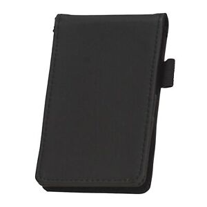 Samsill Mini Pocket Notepad Holder, Includes Pad with 40 Lined Sheets, Refill...