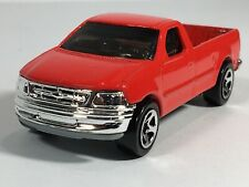 Hot Wheels 1997 Ford F150 Pickup Truck Red HW First Editions Series Malaysia