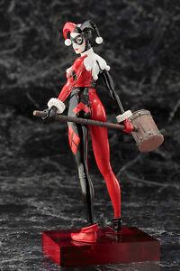 Harley Quin Statue KOTOBUKIYA