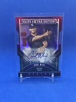 2015 Donruss Elite Extra Edition Auto 4 Card Lot
