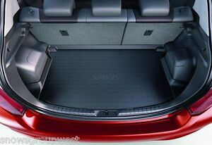 Genuine Toyota Yaris Boot Luggage Liner High Floor Trunk New PZ434-B1303-PJ OE