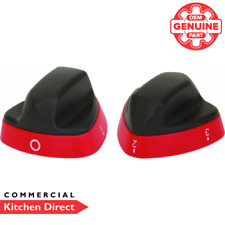More details for *genuine part* angelo po electric control knob pasta cooker 4 pos - 6019810