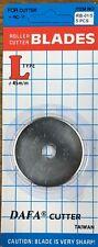 45mm Rotary Cutter Blades DAFA  5 Blades/pack