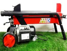 2018 ELECTRIC HYDRAULIC 6 TON LOG SPLITTER HEAVY DUTY WOOD TIMBER CUTTER