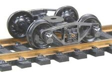 Kadee HO scale #515 ~ Vulcan Double Truss Metal Sprung Trucks ~ RP-25 Wheels