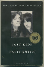 JUST KIDS by Patti Smith; 2010 Bloomsbury