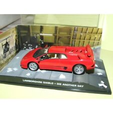 LAMBORGHINI DIABLO Die Another Day J. BOND ALTAYA 1:43