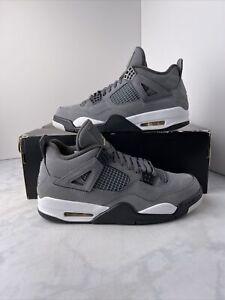 Nike Air Jordan 4 Retro Cool Grey sz 10 100% Authentic OG IV