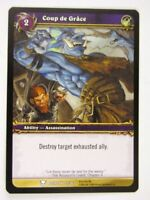 WoW: World of Warcraft Cards: COUP DE GRACE 93/361 - played