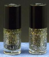 Maybelline Color Show Nail Lacquer (Lot of 2)  # 602 Platinum Acorn
