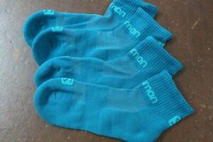 Salomon Evasion Running Socks Sport Socks Cotton socks 4-7 Green