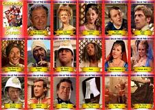 Carry on Up The Khyber movie trading cards