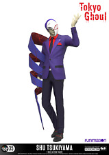 Tokyo ghoul Shu Tsukiyama Mcfarlane Color Prendas para el torso Figura de Acción Animé