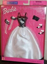 "2001 Mattel Barbie Fashion Avenue Dazzle ""Film Noir"" #25755 NRFB MINT NEW RARE"