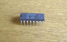 5 x D 147 D   ( = 5 pcs = SN 7447 = BCD zu 7-Segment Dekoder, 15 V )