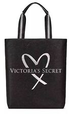 NWT Victoria's Secret 2017 Official Fashion Show Glamour Glitter Tote - Black