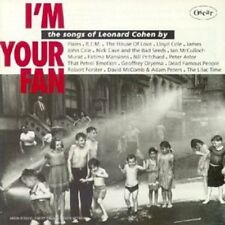 VARIOUS ARTISTS - I'M YOUR FAN: THE SONGS OF LEONARD COHEN BY... NEW CD