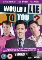 Would I Lie To You - Series 4 [DVD][Region 2]