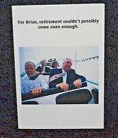 New  Happy retirement  greetings card