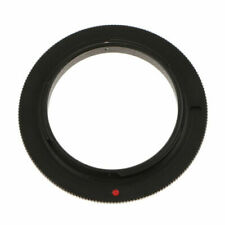 CO_ Lens Metal Adapter Macro Reverse Ring 52mm for Nikon AI Mount D3100 D7100 D7