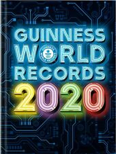 Guinness Book of World Records 2020 - NEW