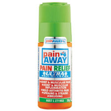 PAIN AWAY PAIN RELIEF ULTRA ROLL ON LOTION 35G JOINT MUSCULAR PAIN ARTHRITIS