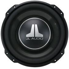 "JL Audio 12TW3-D8 12"" Dual 8-Ohm Car Audio Shallow Mount Thin Subwoofer NEW"