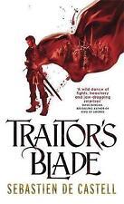 Traitor's Blade (The Greatcoats), de Castell, Sebastien, New