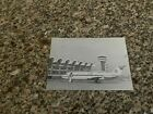 LAR Romania BAC 1-11 at Bucharest Airport airline issued postcard