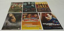 collection of 14 Ads SMALLVILLE tv show ~ Superboy, Superman