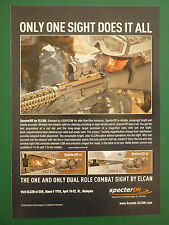 4/2010 PUB ELCAN OPTICAL RAYTHEON DUAL ROLE COMBAT SIGHT SPECTERDR SpecOps AD