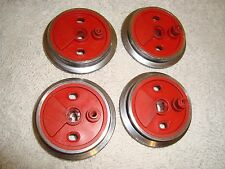 Lgb 2010 2020 Series Stainz Steam Loco Metal Drive Wheel Parts Set Of 4 Pieces!