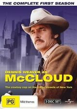 Mccloud: The Complete First Season NEW R4 DVD