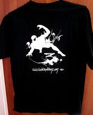 SPIDERMAN 3 film site lrg T shirt Cleveland OHIO rare tee Marvel movie grafitti