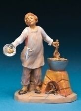 """Roman Fontanini 3.5"""" Collection Gera the Cooking Boy (55047)"""